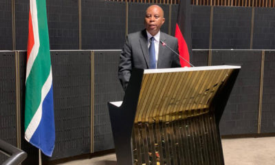 "South Africa's EFF welcomes Mashaba's decision to leave ""right-wing"" DA"