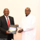 South Africa's deputy president meets President Museveni for South Sudan peace talks