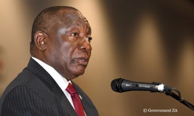 Ramaphosa cancels Human Rights day festivities as coronavirus rises