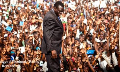 "Guinness World Records 2020 lists Ugandan politician as ""worlds most arrested man"""