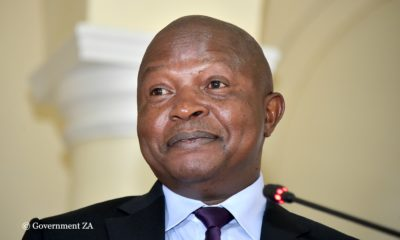 Mabuza tests negative for COVID-19