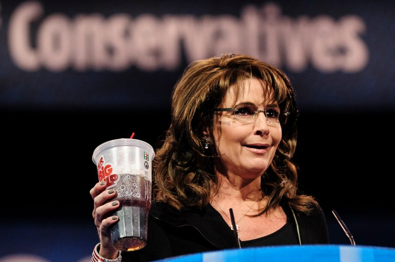 5 things that would disappoint sarah palin more than president