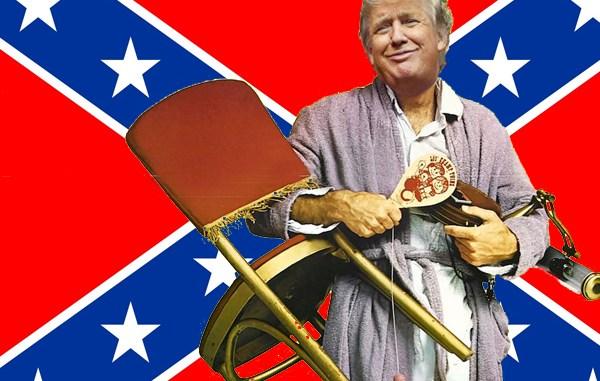 Image result for civilwar trump