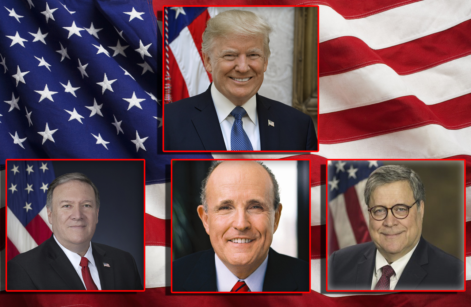 Quiz: Which of These Big, Dumb, Obnoxious, Lying Idiots Thinks He's Above the Law?