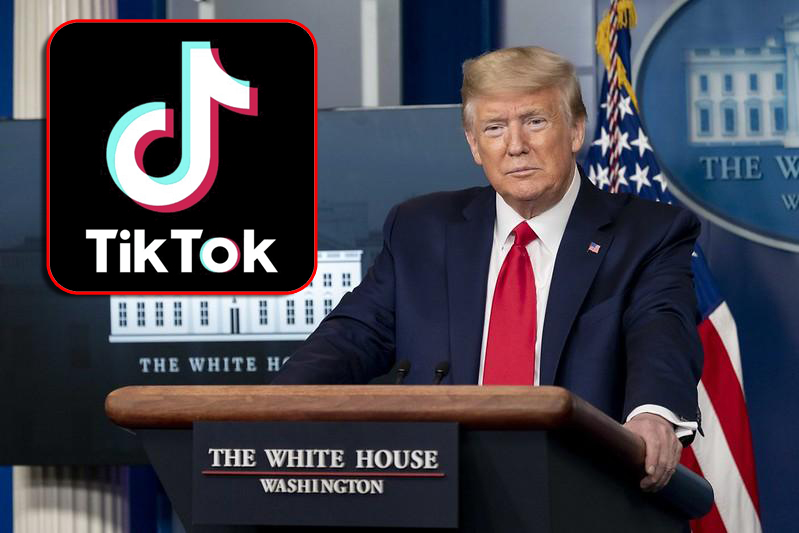 Trump Appoints Himself CEO of TikTok