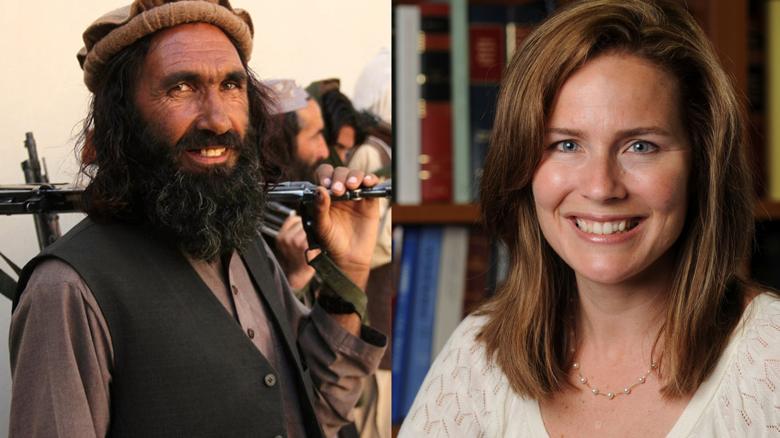 Taliban Endorses Judge Amy Coney Barrett for Supreme Court Justice