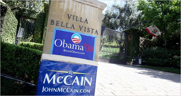 Obama / McCain