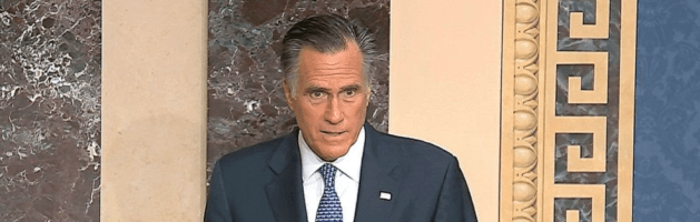 Democrats' Revenge: Make Romney Senate Majority Leader