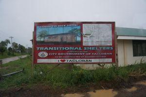 Shelter Sign