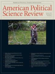 american_political-science-review