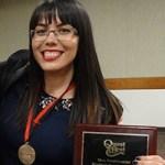 Meet Estefania Castañeda Pérez, 2017 Fund for Latino Scholarship Recipient
