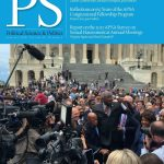 Report on the 2017 APSA Survey on Sexual Harassment at Annual Meetings in PS