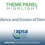 Theme Panel: The Resilience and Erosion of Democracy