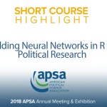 Building Neural Networks in R for Political Research