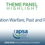Theme Panel: Information Warfare, Past and Present