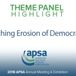 Theme Panel: Teaching Erosion of Democracy