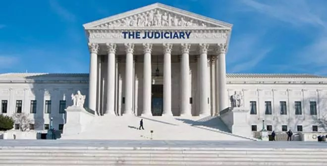 organization of the judiciary