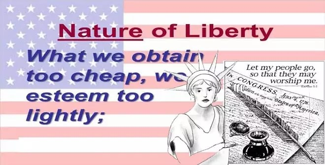 The Nature Of Liberty