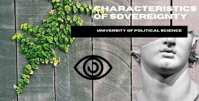 Characteristics of Sovereignty