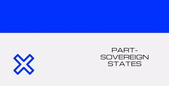 Part-Sovereign States