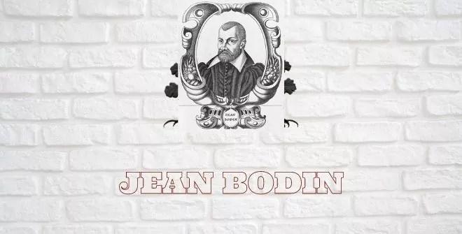 Jean Bodin on Sovereignty