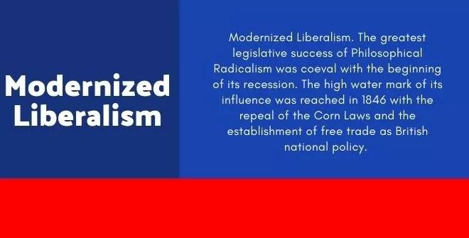 Modernized Liberalism