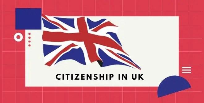 Citizenship in UK