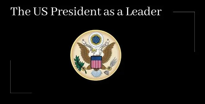 The US President as a Leader