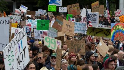 Occupy Wall St Portland