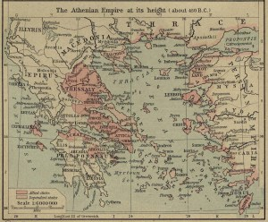 The-Athenian-Empire-at-its-Height-about-450-BC-