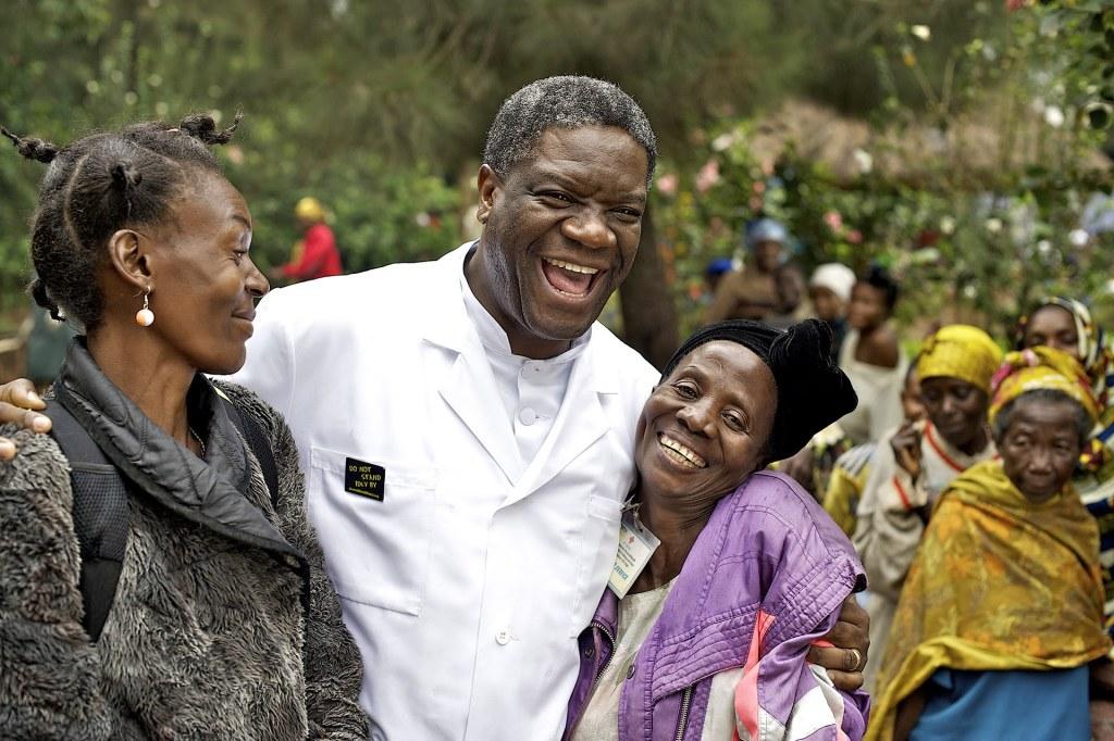 Le film « L'homme qui répare les femmes- la colère d'Hippocrate » enfin autorisé en RDC