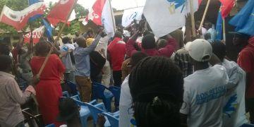 Les ligues des jeunes de l'UDPS, de l'UNC et du MLC mobilisent sur la marche du 26 mai