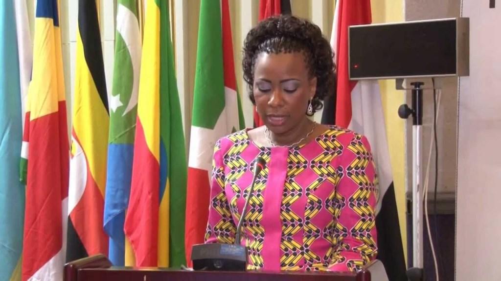 La Première dame Olive Lembea téléphoné au cardinal Monsengwo