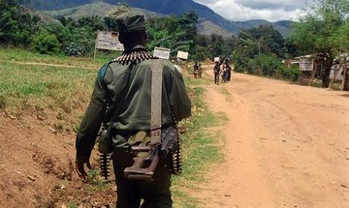 Nord Kivu: 2 morts, 3 blessés et une personne enlevée dans une attaque à Vitshumbi
