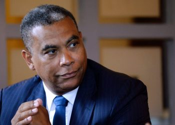 Olivier Kamitatu à Mende: «Il y a bien longtemps que les forces de l'ordre sont distraites»