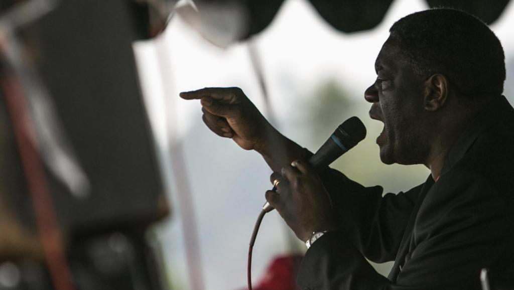 Une dizaine d'activistes pro-Denis Mukwege arrêtés à Kinshasa