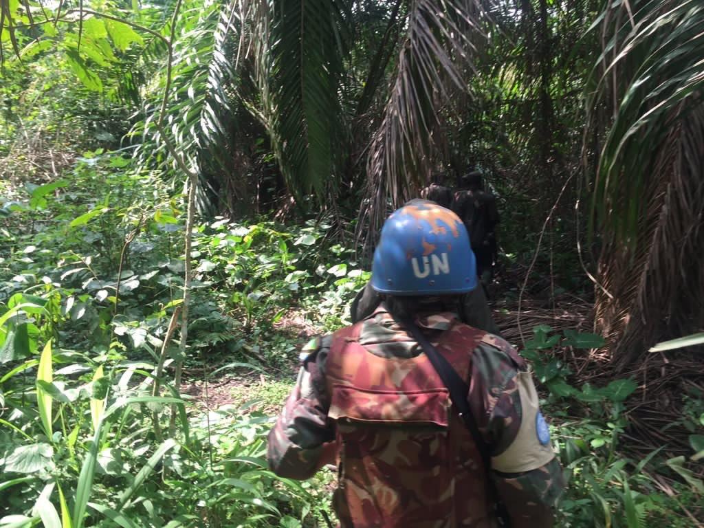 RDC: Un casque bleu Tanzanien toujours porté disparu huit mois après l'attaque de Semuliki