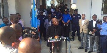 3 policiers et 14 civils tués, affirme Evariste Boshab!