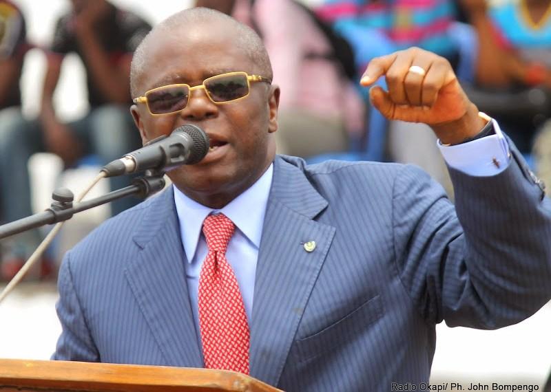 André Kimbuta: «personnes n'a le monopole de la rue»!