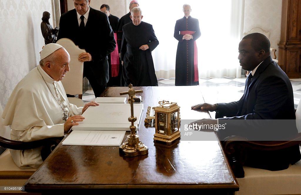 Le Vatican écarte Monsengwo et prend les Laïcs à contre-pied