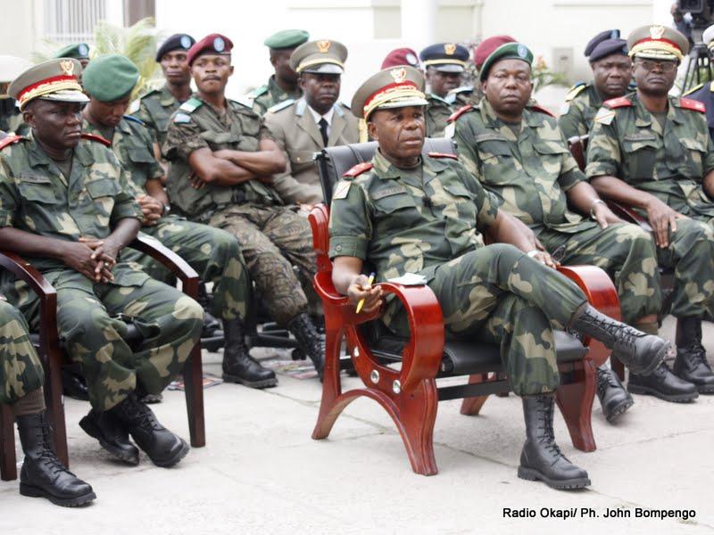 Des officiers FARDC accusés de trafic d'or, l'ONU demande une enquête!