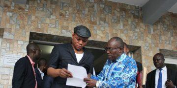 Réunion terminée entre la CENCO et le Rassemblement: Valentin Mubake en explique le contenu