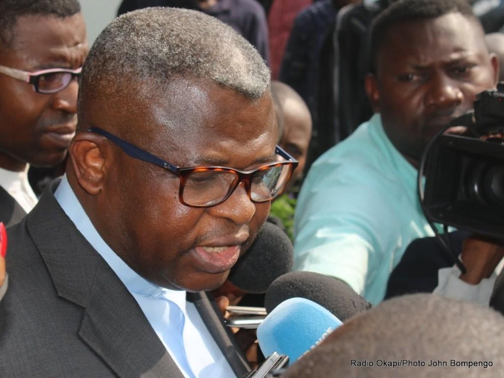 """La CENCO dénonce l'occupation de Notre Dame du Congo """"par des jeunes délinquants"""""""