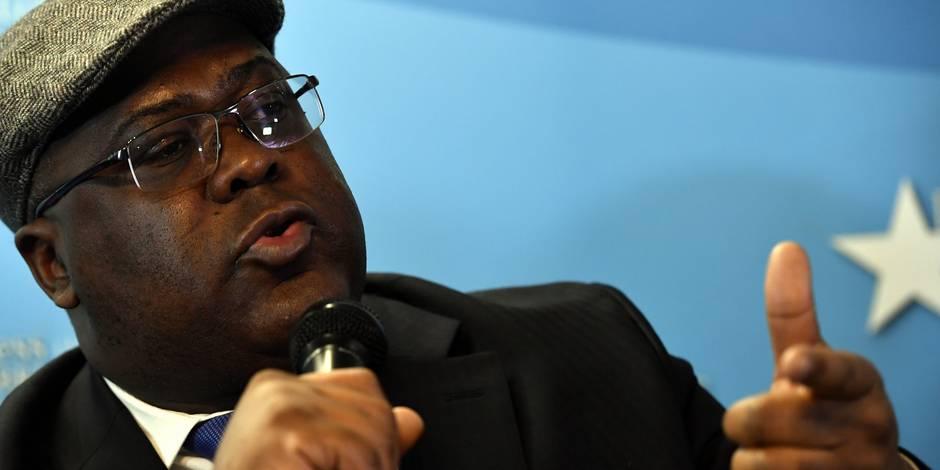 """""""Je ne suis pas preneur d'un poste de Premier ministre"""", réplique Félix Tshisekedi"""