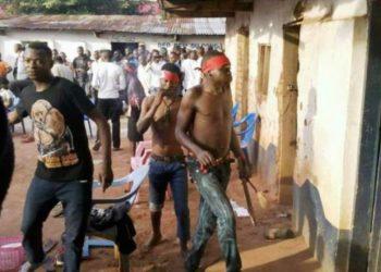 Des hommes armés tuent la femme de l'administrateur de Luebo et prennent le contrôle de la ville