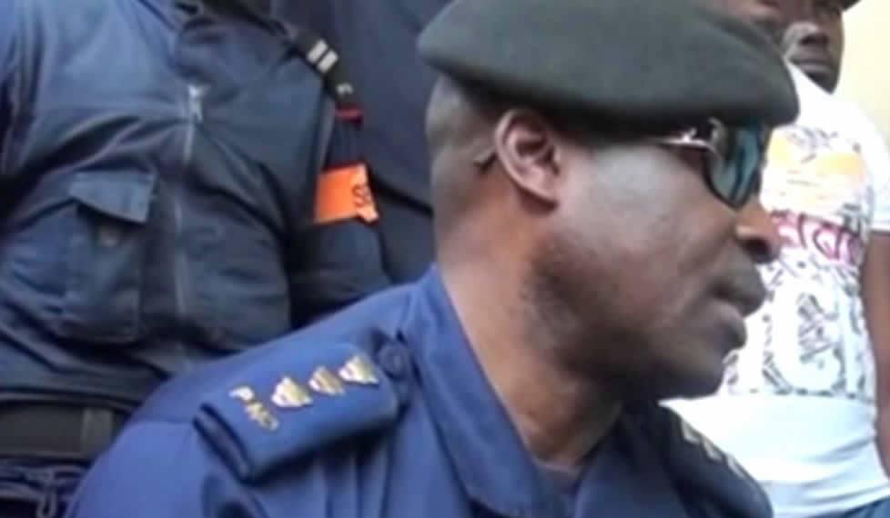 Le Colonel Elvis Palanga promet du changement à Police de Kinshasa