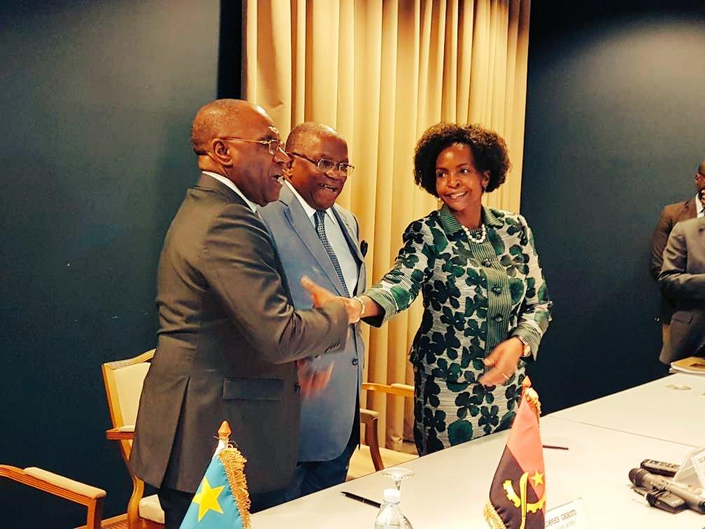 """L'Angola et l'Afrique du Sud """"saluent"""" l'évolution """"positive"""" du processus électoral en RDC"""