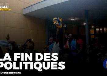 La fin des politiques: un nouveau vent arrive en RDC