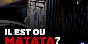 Il est où Matata?