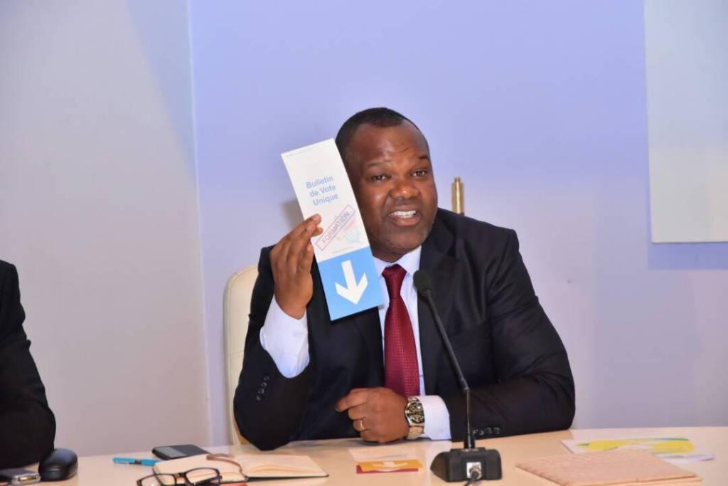 Pas d'élections en RDC avant avril 2019, fait savoir Corneille Nangaa!